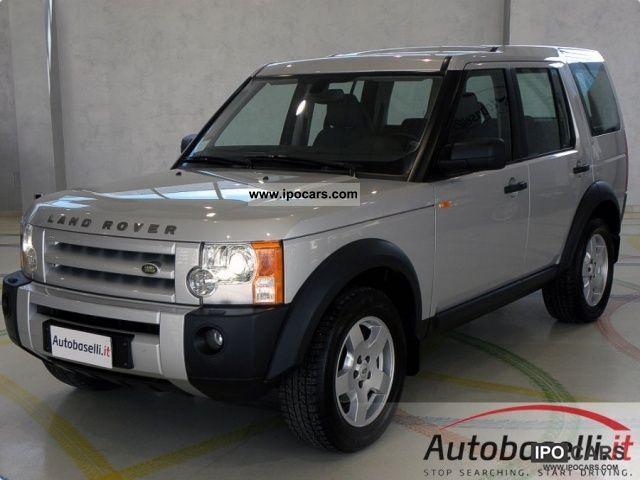 2005 Land Rover  Discovery TDV6 SE 3 2.7 190cv RIDOTTE 4X4 + + SOS Off-road Vehicle/Pickup Truck Used vehicle photo