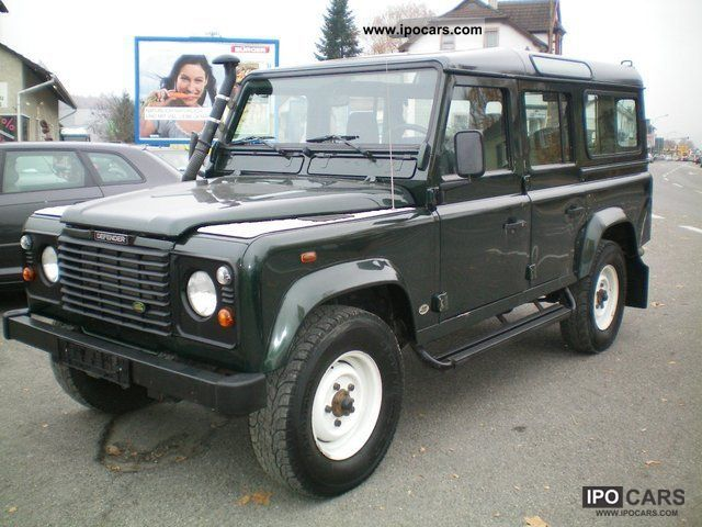 2004 Land Rover  Defender TD5 110 S station wagon Off-road Vehicle/Pickup Truck Used vehicle photo
