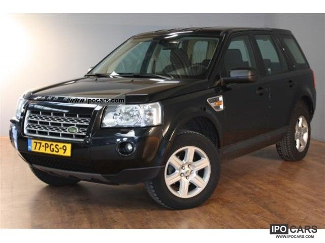 2007 Land Rover  2 2.2 TD4 Freelander SE Off-road Vehicle/Pickup Truck Used vehicle photo