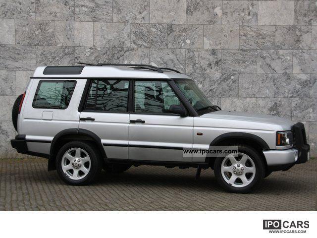 2005 Land Rover Discovery Td5 Se 4x4farm De Car Photo And Specs
