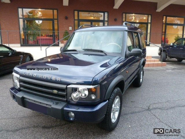 2004 Land Rover  Discovery 2.5 Td5 E 5 porte Off-road Vehicle/Pickup Truck Used vehicle photo