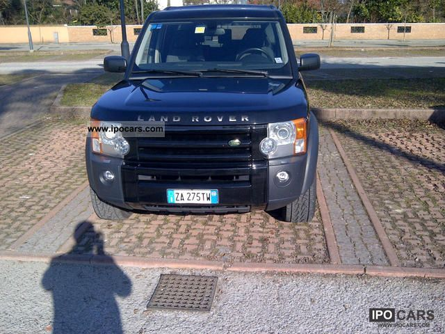 2006 Land Rover  Discovery 2.7 TD V6 III Off-road Vehicle/Pickup Truck Used vehicle photo