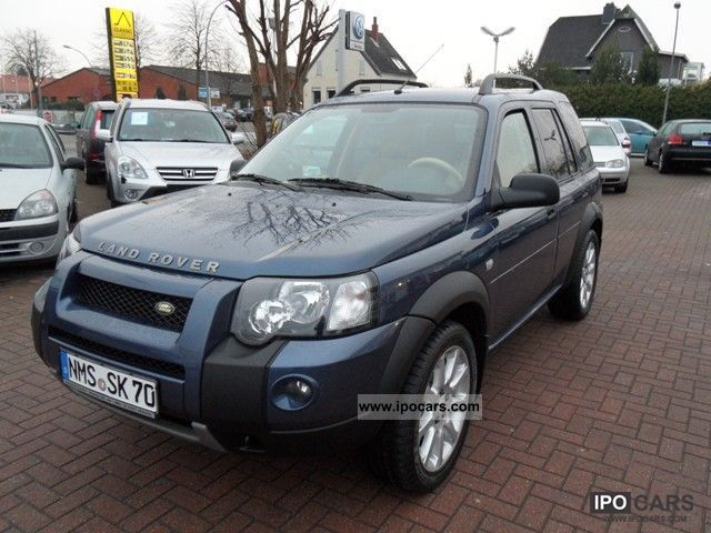 Land Rover  Freelander 2 Td4 HSE chip tuning 140 hp 2005 Tuning Cars photo