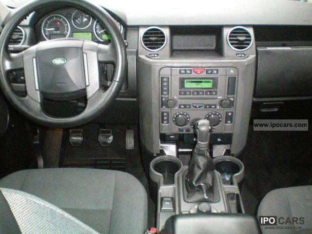 2005 Land Rover Discovery 3 Td V6 Se Air Wheel Car