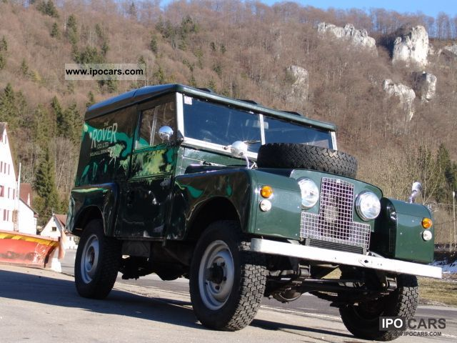 Land Rover  LR 86 Powerd by BMW 1956 Vintage, Classic and Old Cars photo