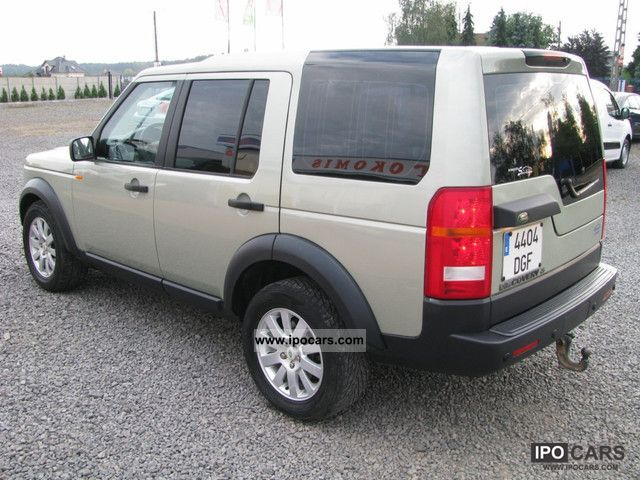2005 Land Rover Discovery 2 7tdv6 140kw 4x4 Skora