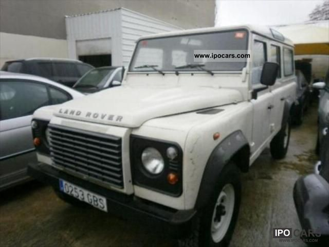 2008 Land Rover  Defender Defender Defender Defender Defender Off-road Vehicle/Pickup Truck Used vehicle photo