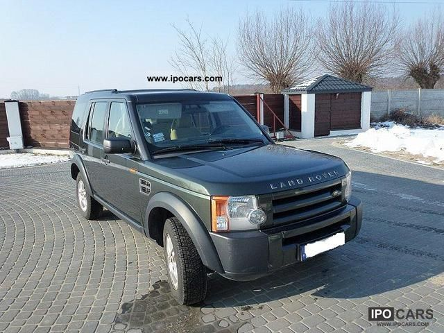 2004 Land Rover  Discovery TDV6 S Off-road Vehicle/Pickup Truck Used vehicle photo