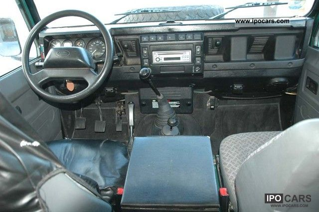2003 Land Rover Defender 90 Td5 Car Photo And Specs