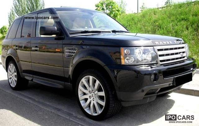 2008 Land Rover  Range Rover Sport TDV8 HSE Off-road Vehicle/Pickup Truck Used vehicle photo