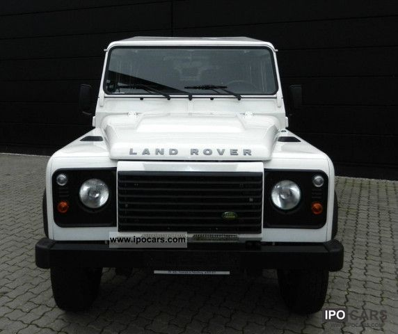 2008 Land Rover Defender 110 Station Wagon E 7-seater Air
