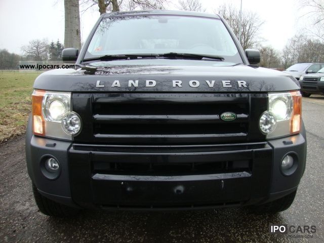 2007 Land Rover Discovery Tdv6 Aut Hse A1 Condition