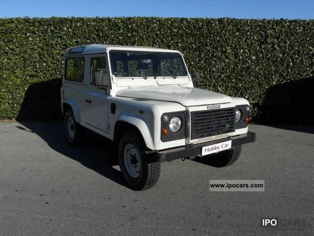 2006 Land Rover  Defender TD5 DEFENDER 90 SW MOD. S ABS CLIMA E Off-road Vehicle/Pickup Truck Used vehicle photo