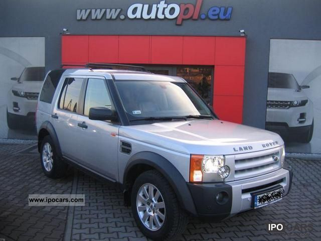 2004 Land Rover  Discovery TDV6 HSE LAND ROVER DISCOVERY 3 Off-road Vehicle/Pickup Truck Used vehicle photo