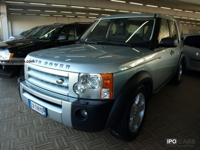 2006 Land Rover  Discovery TDV6 SE 3 2.7 Automatica Off-road Vehicle/Pickup Truck Used vehicle photo