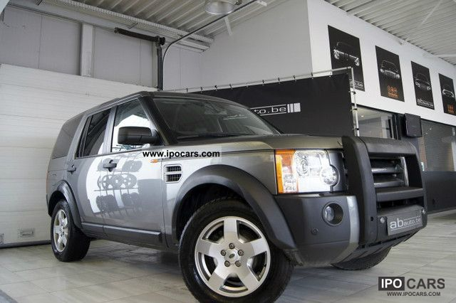 2007 Land Rover  Discovery TDV6 HSE, clima, aluminum, vision, susp pn ** Off-road Vehicle/Pickup Truck Used vehicle photo