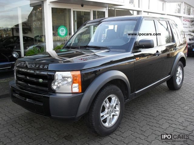 2005 Land Rover Discovery Td V6 S Model 2006 Car Photo