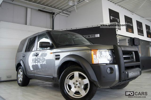2007 Land Rover  Discovery TDV6 HSE, air, aluminum, navigation, Luftfed ** Off-road Vehicle/Pickup Truck Used vehicle photo