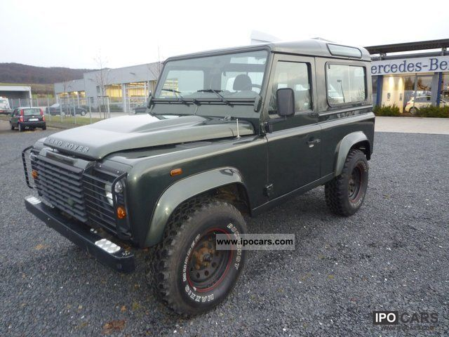 2007 Land Rover  Defender 90 Td4 AIR, TC Off-road Vehicle/Pickup Truck Used vehicle photo