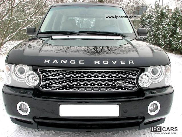 Land Rover  / / / SUPERCHARGET / / / HSE TUNING, CAMERA, MODEL 2010 2010 Tuning Cars photo