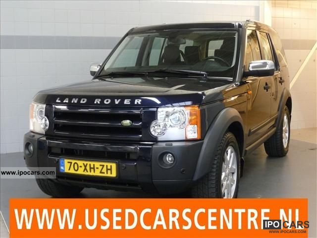 2007 Land Rover  Discovery 2.7 TD V6 SE LUXURY PACK 7 AUT6 Off-road Vehicle/Pickup Truck Used vehicle photo