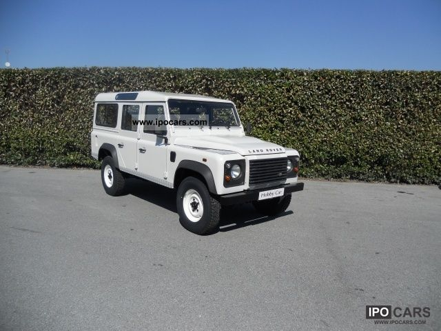 2007 Land Rover  Defender Defender 110 TD4 SW CON 7 POSTI E Ganci Off-road Vehicle/Pickup Truck Used vehicle photo