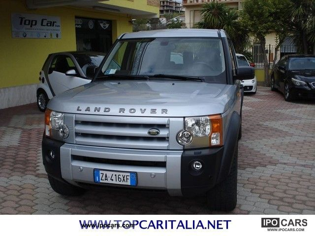 2007 Land Rover  Discovery TDV6 XS Auto 3 2.7 Off-road Vehicle/Pickup Truck Used vehicle photo