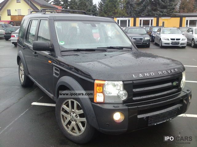2007 land rover discovery td v6 aut se car photo and specs. Black Bedroom Furniture Sets. Home Design Ideas