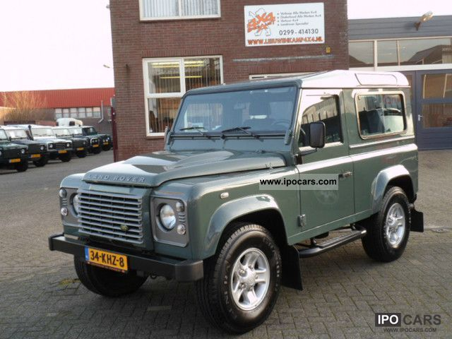 2007 Land Rover  Defender 90 Station Wagon X-Tech Off-road Vehicle/Pickup Truck Used vehicle photo