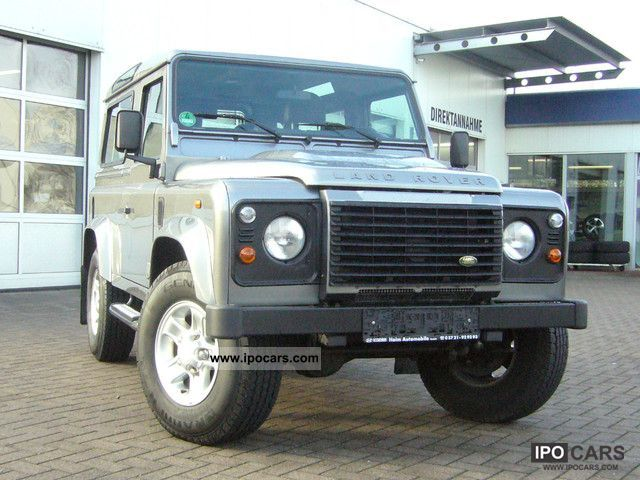 2009 Land Rover  Defender 90 Td4 S * LEATHER * FULL * BICOLOR Off-road Vehicle/Pickup Truck Used vehicle photo