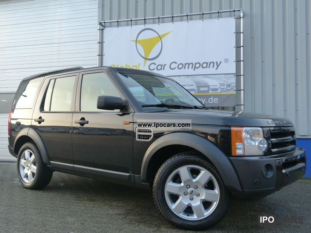 2007 Land Rover  DISCOVERY TDV6 HSE AUTO, LEATHER, NAVI, XENON, ventilating Off-road Vehicle/Pickup Truck Used vehicle photo