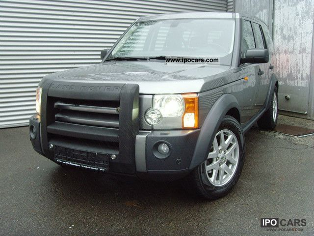 2007 Land Rover  Discovery 2.7 TD V6 SE-1.Hand S.Heft-TOPZUSTAND Off-road Vehicle/Pickup Truck Used vehicle photo