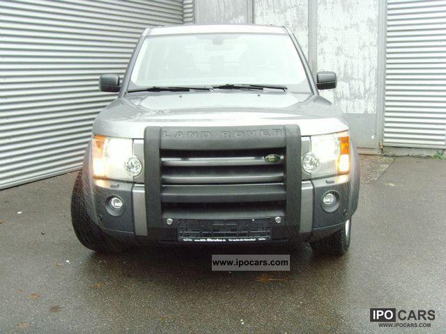 2007 Land Rover Discovery 2 7 Td V6 Se 1 Hand S Heft