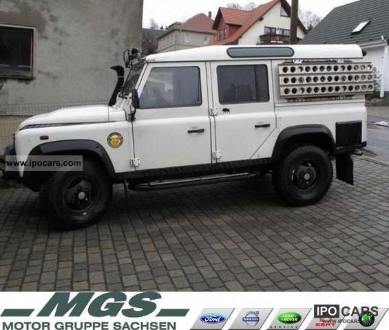 2009 Land Rover Defender 110 Station Wagon 'E' 2.4 / 122HP