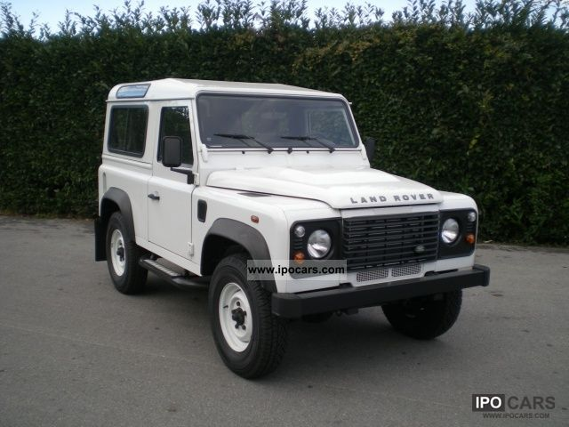2010 Land Rover  Defender 90 TD4 SW KM 0 Vettura 4 POSTI! Off-road Vehicle/Pickup Truck Used vehicle photo