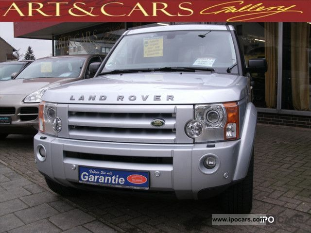 2008 Land Rover  Discovery3 TD V6 Aut. HSE * Air Suspension * 7 seater * Off-road Vehicle/Pickup Truck Used vehicle photo