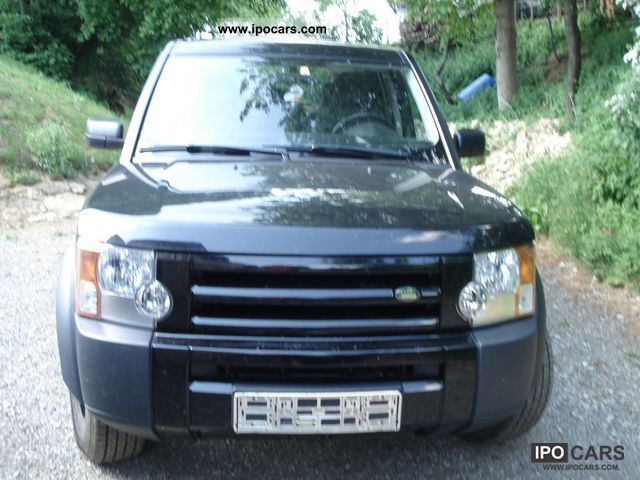2008 Land Rover  3 Off-road Vehicle/Pickup Truck Used vehicle photo