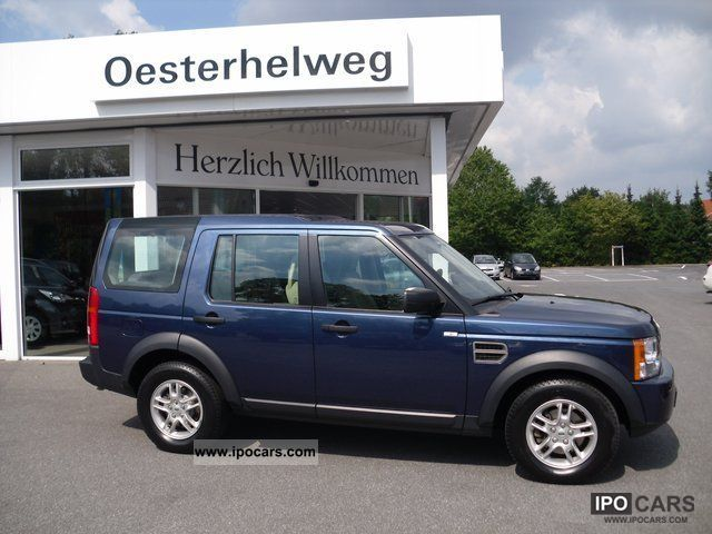 2008 Land Rover  Discovery 2.7 TD V6 S Off-road Vehicle/Pickup Truck Used vehicle photo