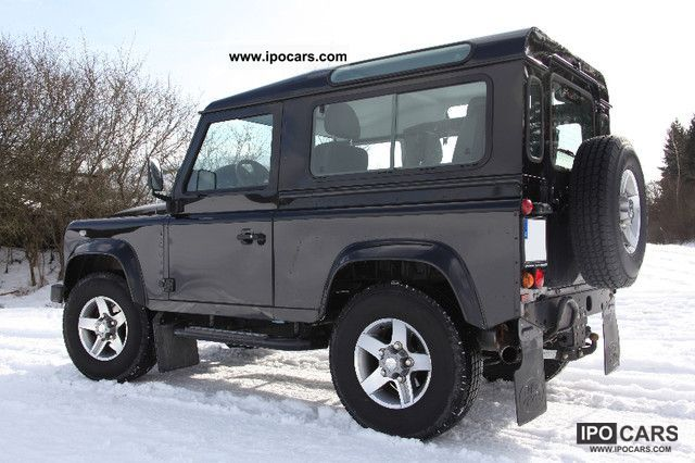 2010 Land Rover  Defender 90 Station Wagon SE Off-road Vehicle/Pickup Truck Used vehicle photo