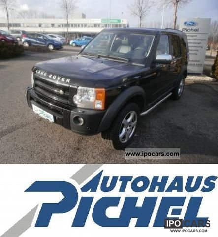 2008 Land Rover  Discovery 2.7 TD V6 HSE Estate Car Used vehicle photo
