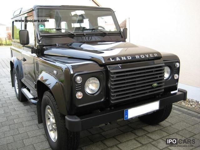 2009 Land Rover  Defender 90 Station Wagon S Off-road Vehicle/Pickup Truck Used vehicle photo