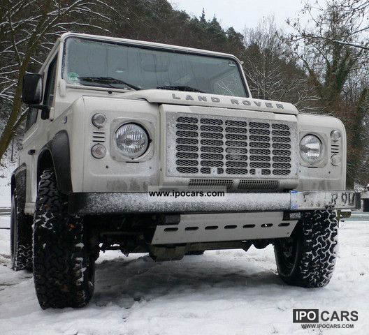 2009 Land Rover  Defender 90 TD4 Off-road Vehicle/Pickup Truck Used vehicle photo