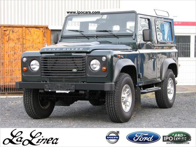 2010 Land Rover  Defender 90 TD4 S station SITZHEIZUNG Off-road Vehicle/Pickup Truck Used vehicle photo