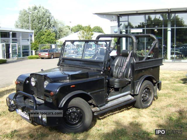 1950 Land Rover  The Pretender Cabrio / roadster Classic Vehicle photo