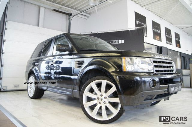 2009 Land Rover  Range Rover Sport TDV6 HSE ** ** Full option cuir, Off-road Vehicle/Pickup Truck Used vehicle photo