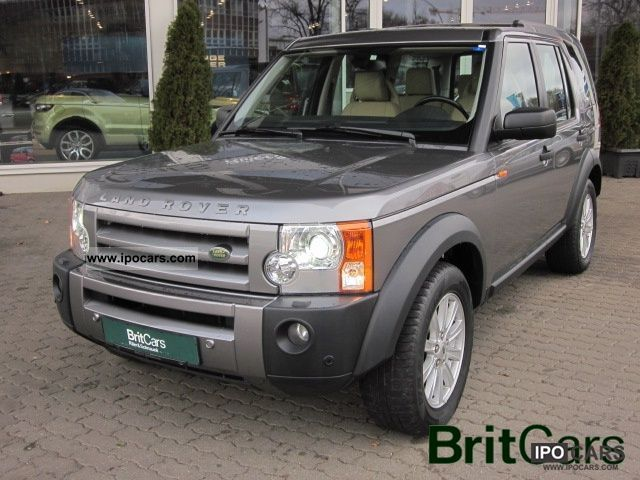2007 land rover discovery iii tdv 6 hse car photo and specs. Black Bedroom Furniture Sets. Home Design Ideas