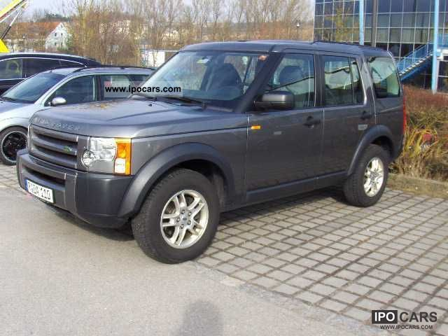 2008 land rover discovery s regensburg car photo and specs. Black Bedroom Furniture Sets. Home Design Ideas