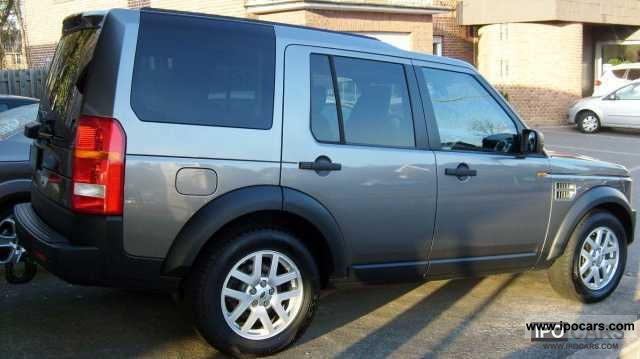 2007 Land Rover Discovery Se Car Photo And Specs
