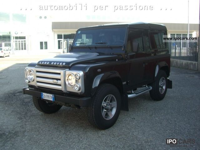 2009 Land Rover  Defender SVX 60years Off-road Vehicle/Pickup Truck Used vehicle photo