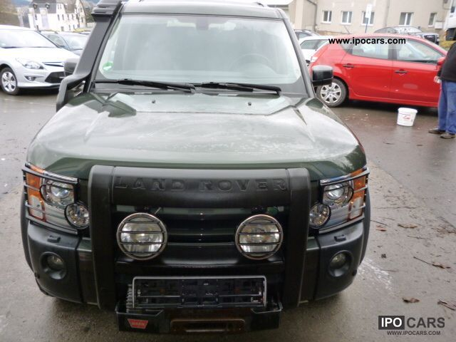 2007 Land Rover  Discovery 2.7 TD V6 HSE Off-road Vehicle/Pickup Truck Used vehicle photo